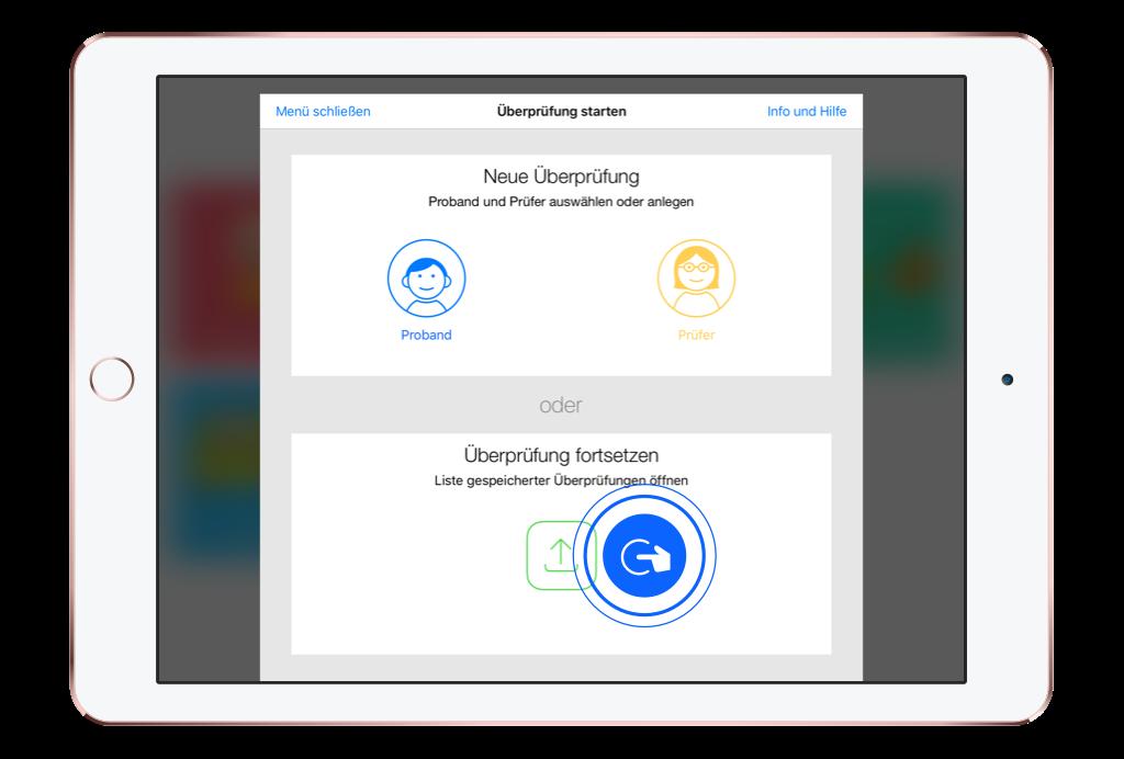 Tipp mal - Sprachverständnis-Diagnostik fürs iPad - iOS App